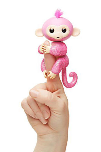 Fingerlings Glitter Monkey