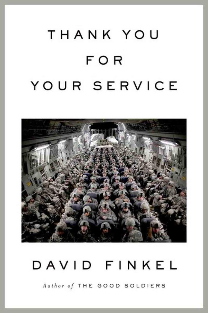 Thank You for Your Service by David Finkel