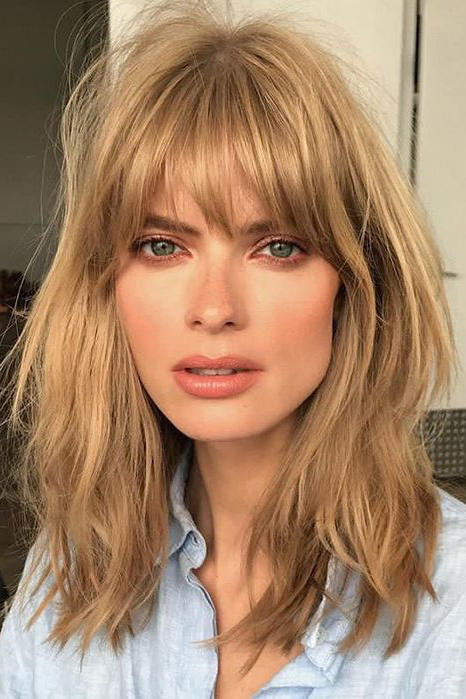Theres a new shag cut taking overand here are amazing ways to fullest bangs solutioingenieria Choice Image