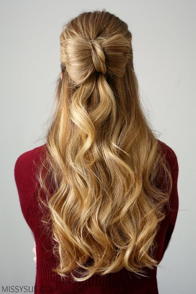 bow hair styles stunning curly hairstyles southern living 3520