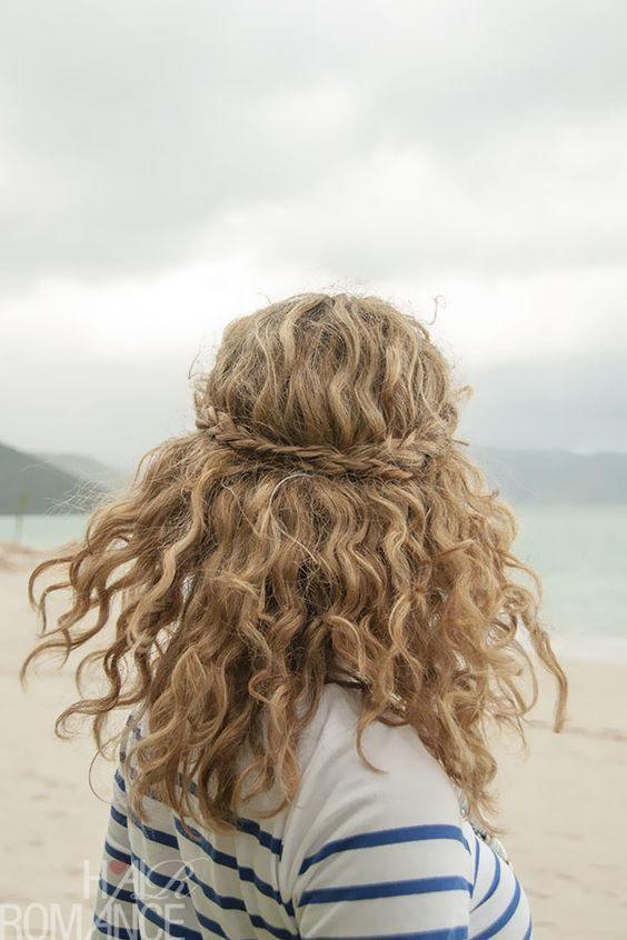 Stunning Curly Holiday Hairstyles Southern Living