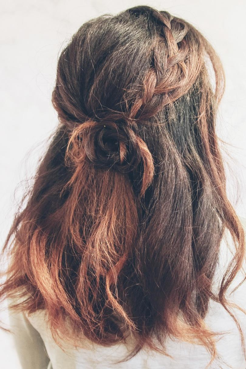 Our Favorite Half,Up Hairstyles for Bridesmaids , Southern