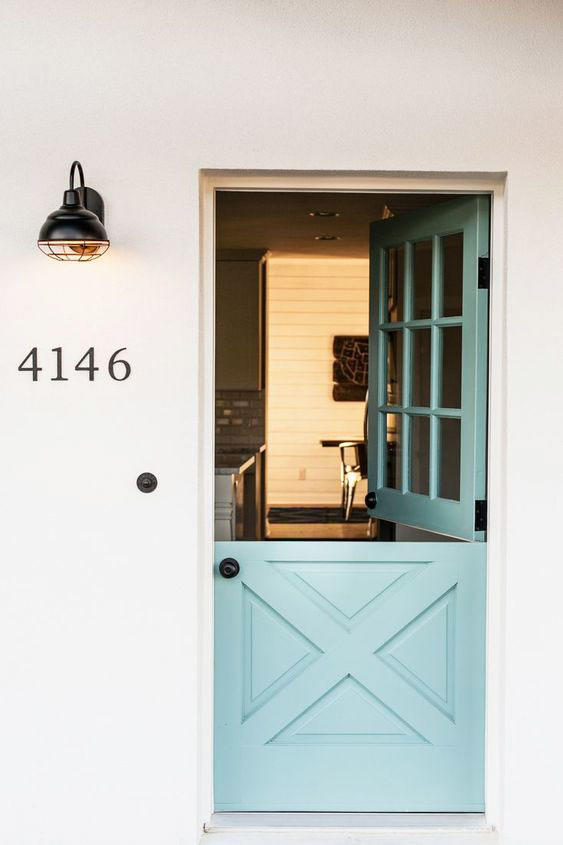 17 Dutch Doors Were Absolutely Loving Southern Living