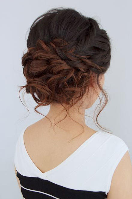 Gorgeous Updos for Bridesmaids , Southern Living