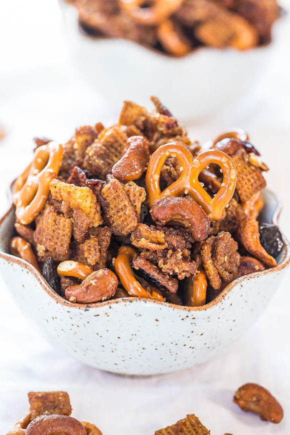 Maple Pumpkin Spice Chex Mix