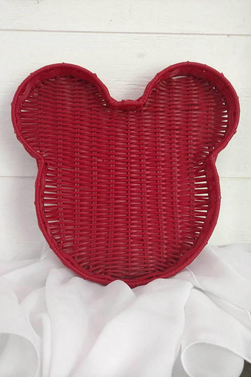 Mickey Mouse Basket
