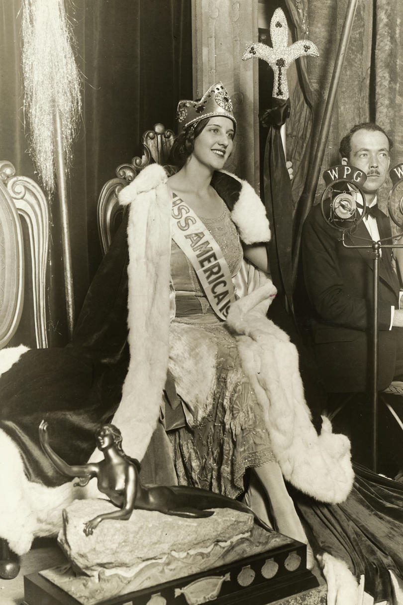 Miss America 1926 Norma Smallwood
