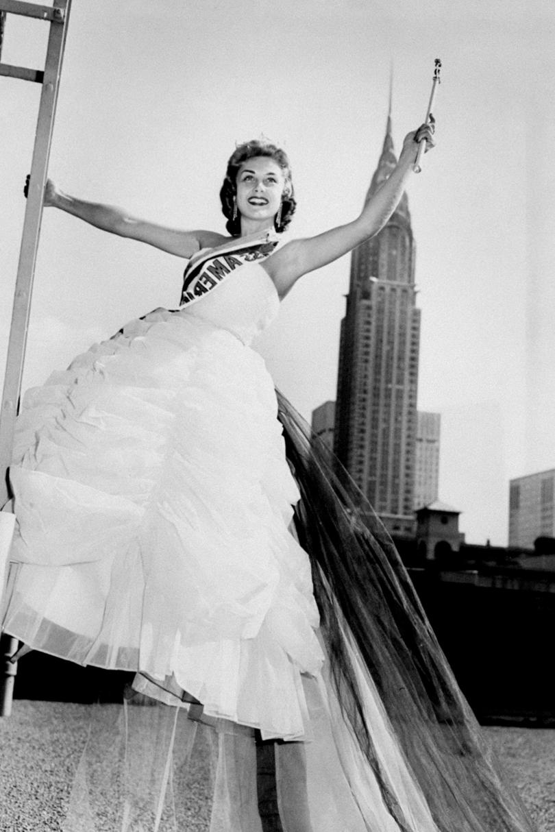 Miss America 1957 Marian McKnight