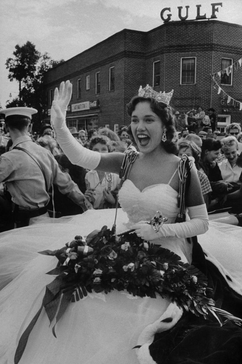 Miss America 1959 Mary Ann Mobley