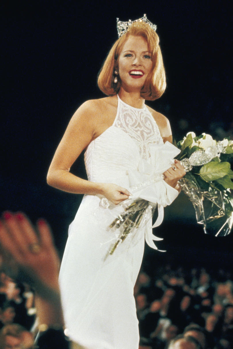 Miss America 1996 Shawntel Smith