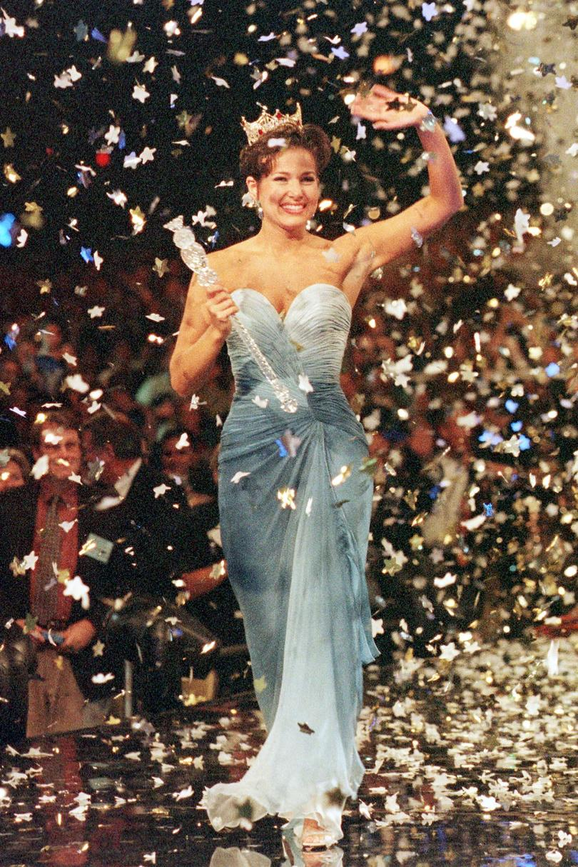 Miss America 2000 Heather French