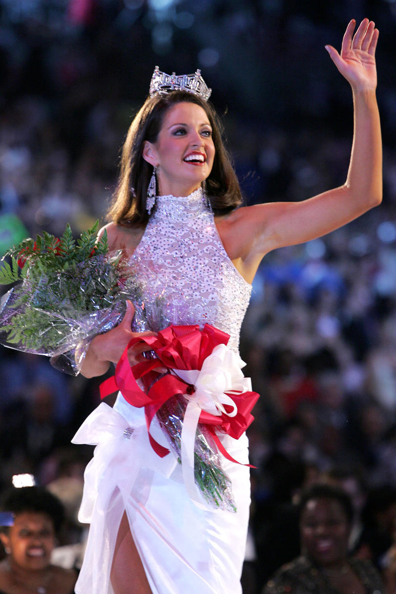 Miss America 2005 Deidre Downs