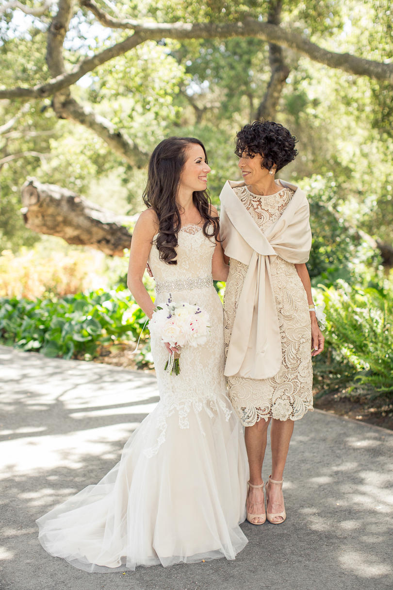 Rustic Wedding Bride Short Mother of the Dress
