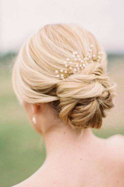 Pearl-Pinned Knot