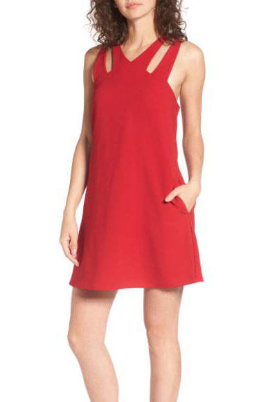 RX_1708_Game Day Dresses_Speechless Cutout Neckline Dress