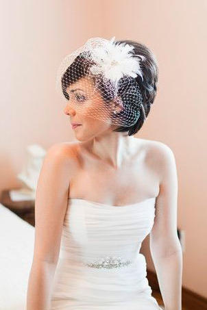 Stunning Short Hairstyles For Your Wedding Day Southern Living