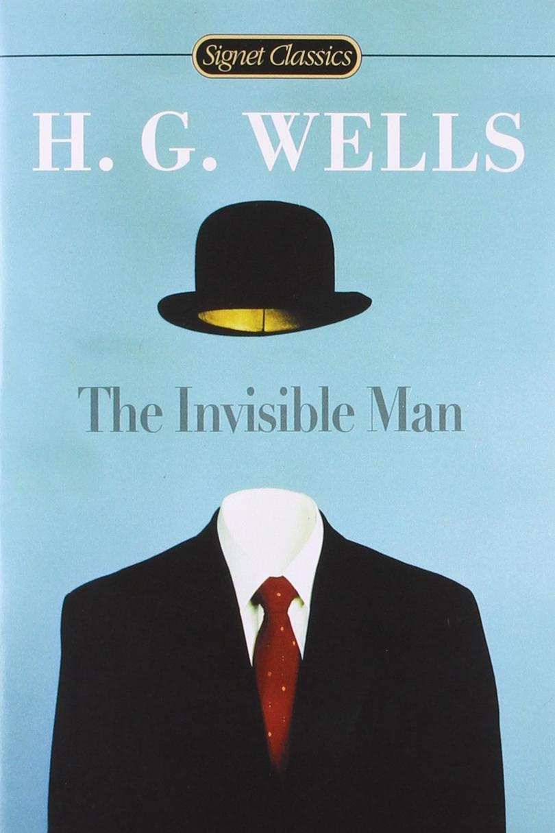 RX_1708_The Invisible Man by H.G. Wells_Movie Book