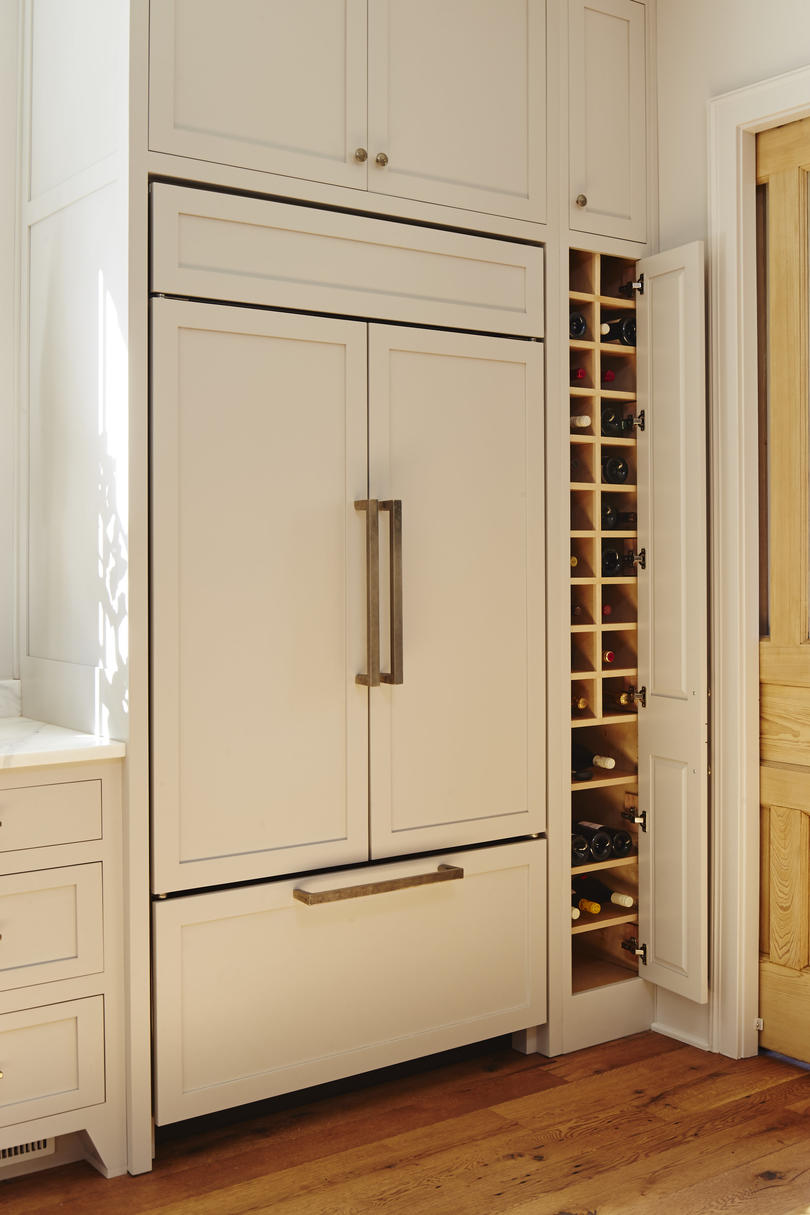 Wine Rack Storage Kitchen