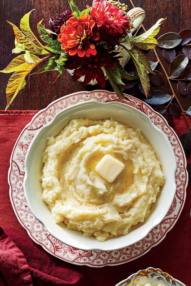 Classic Buttermilk Mashed Potatoes