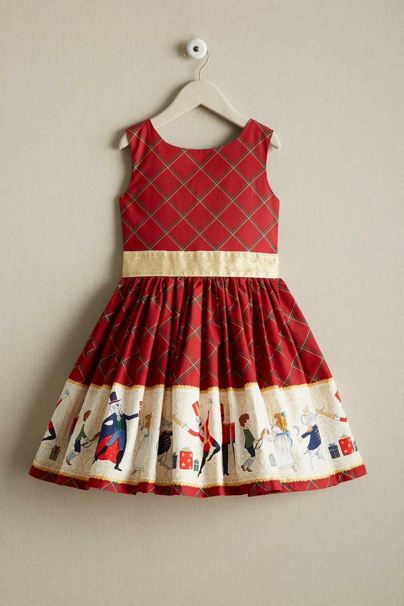 Girls Holiday Ballet Dress