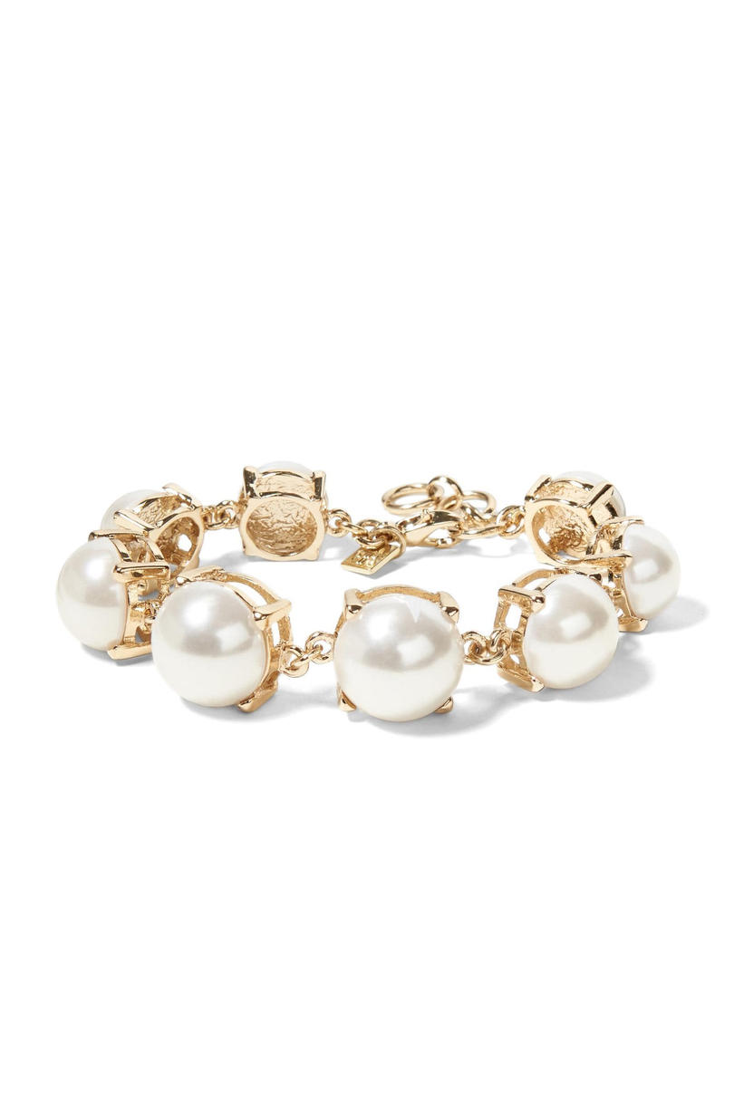 sterling multi color laine bridal thomas pearls bracelet silver pearl freshwater blush