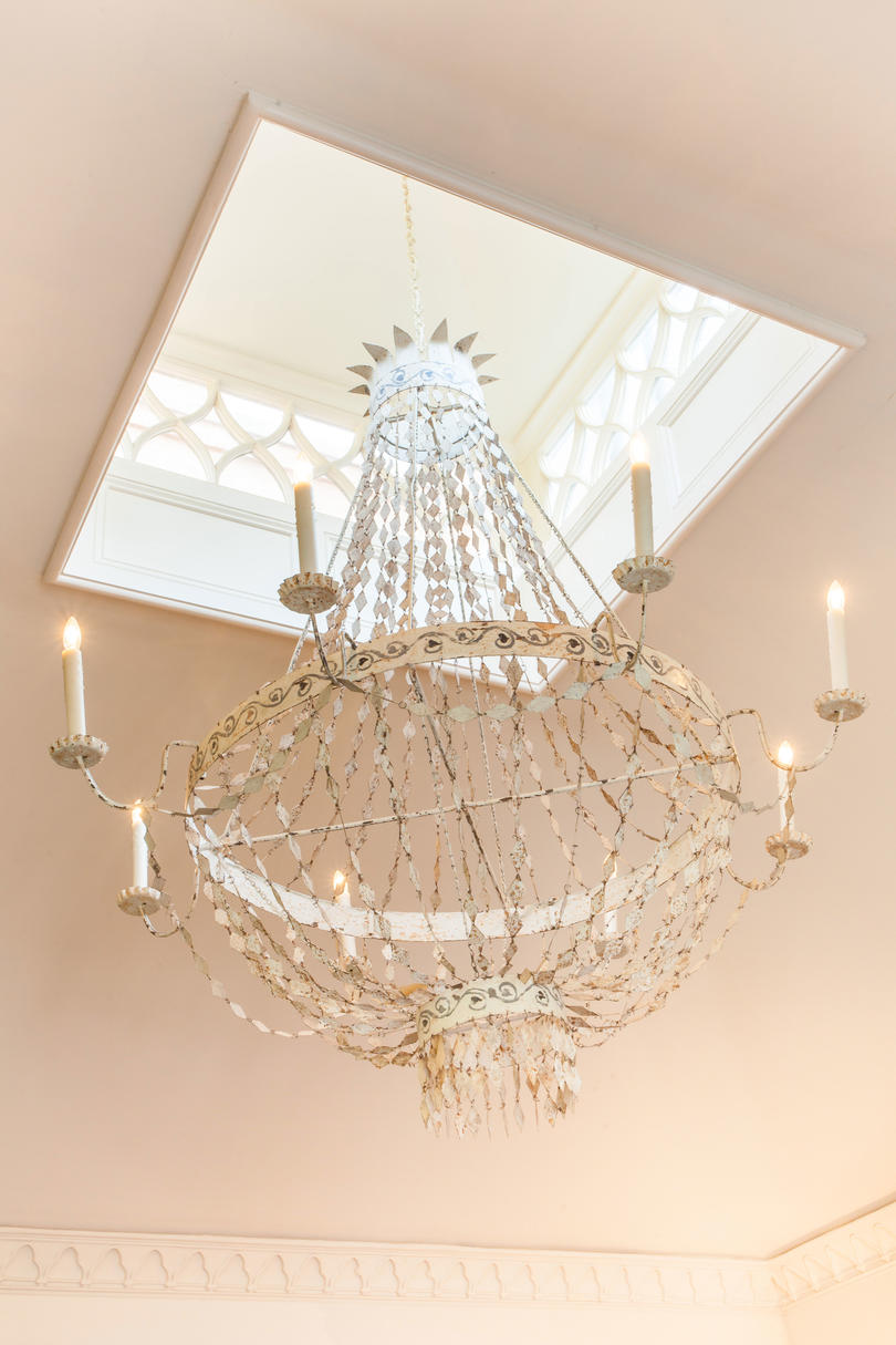Stately Chandelier