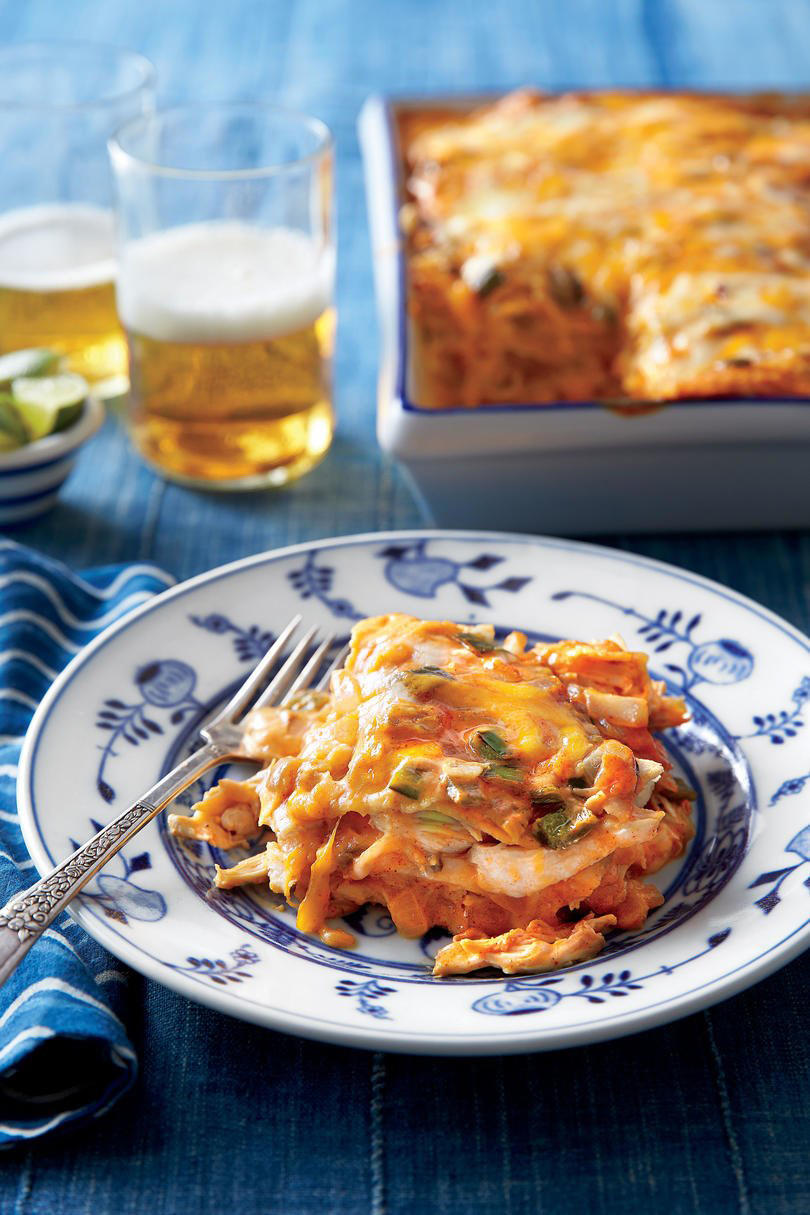Meal ideas with shredded chicken