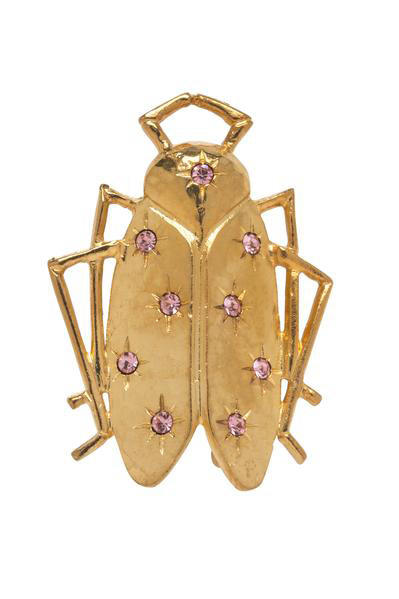 RX_1710 Shop These Products for Breast Cancer Awareness_Goldbug Shining Star Pin