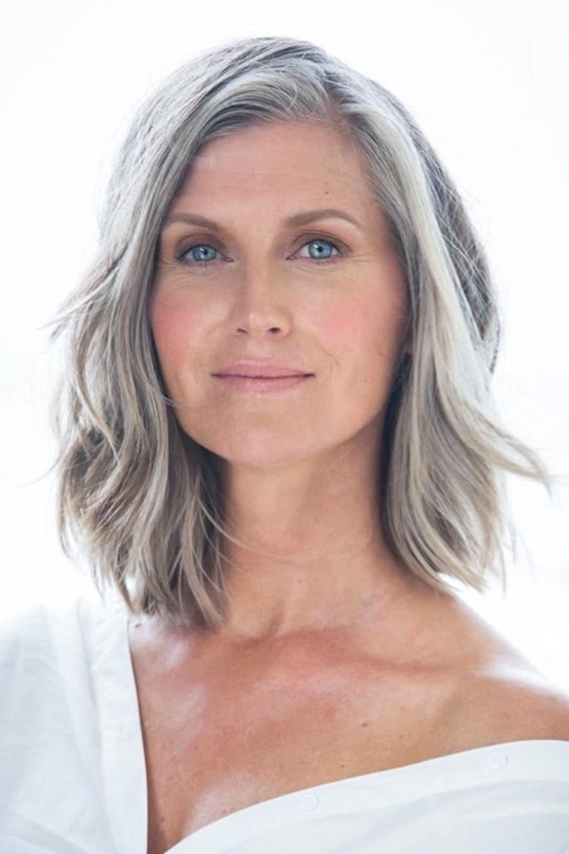Amazing Gray Hairstyles We Love Southern Living
