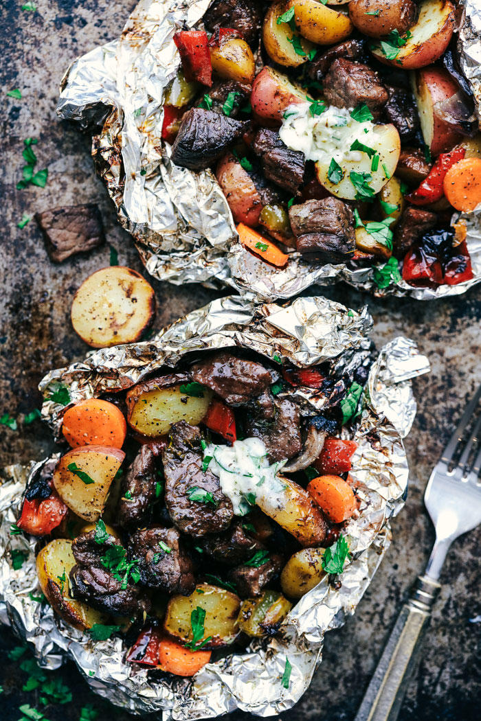 Foil Packet Dinners Perfect For Fall Southern Living