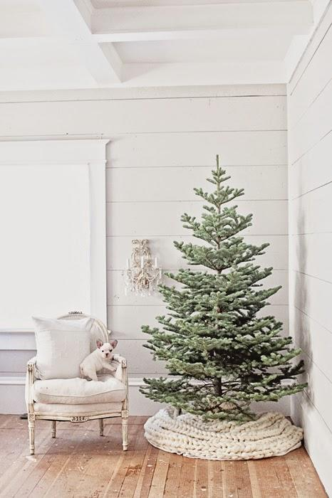 Creative Ideas for Christmas Tree Skirts - Southern Living