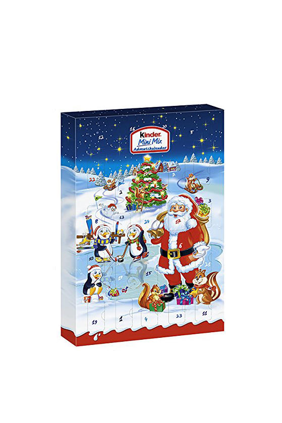 Kinder Mini Mix Advent Calendar