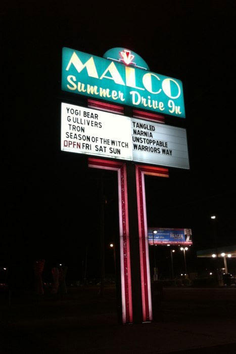 Malco Summer Drive-In