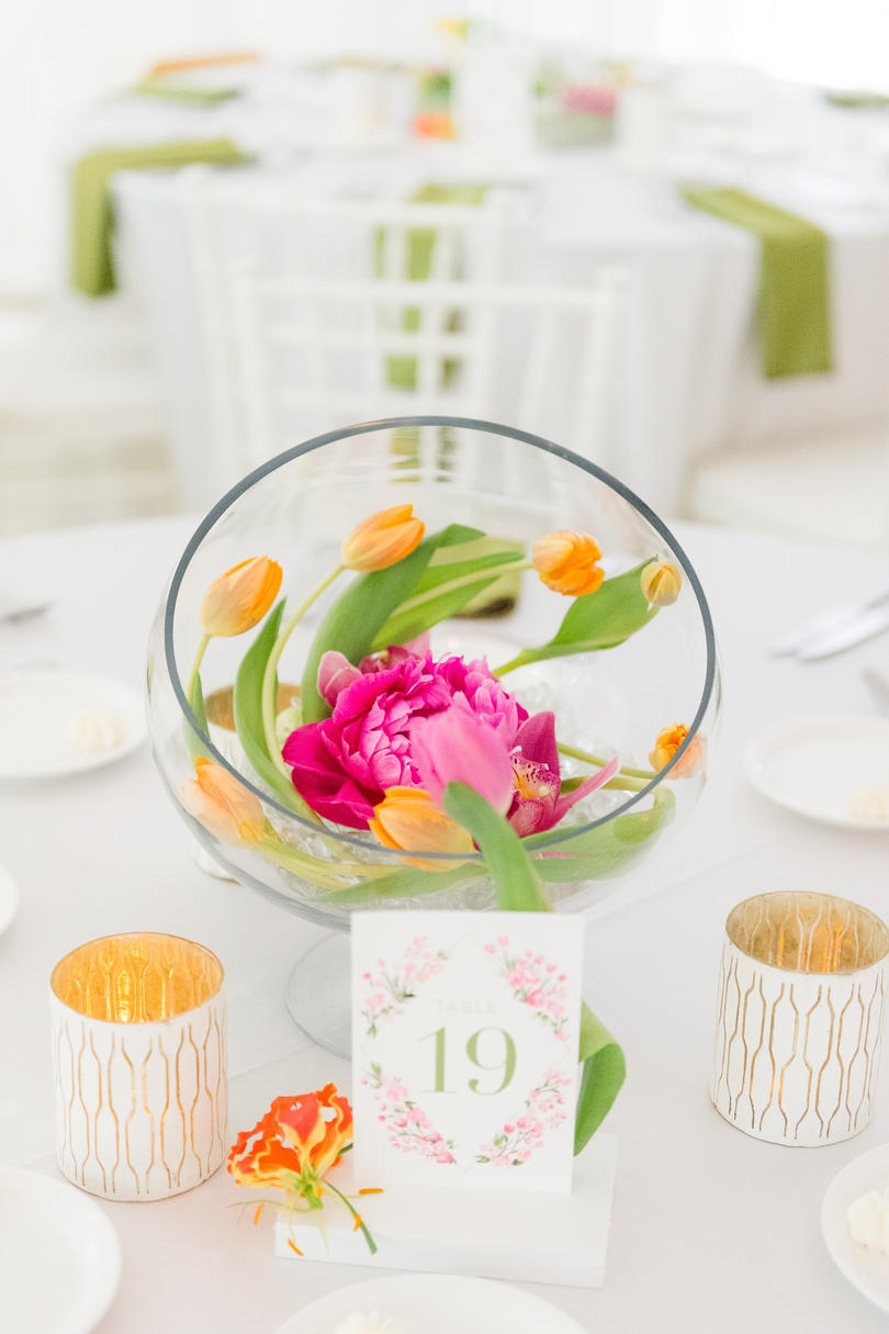 Modern Garden Party Touches