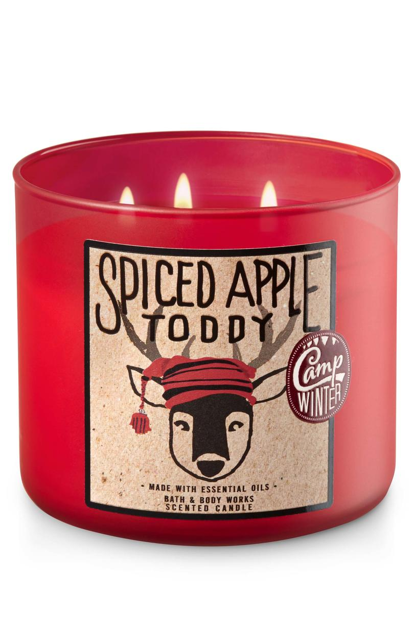 Spiced Apple Toddy Bath & Body Works Candle