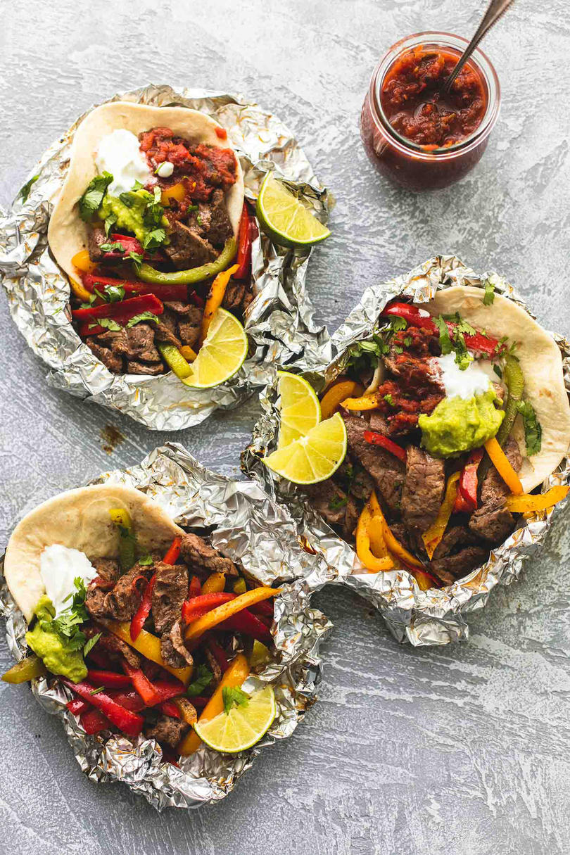 24 Fresh and Delicious Foil Packet Recipes Perfect for Spring
