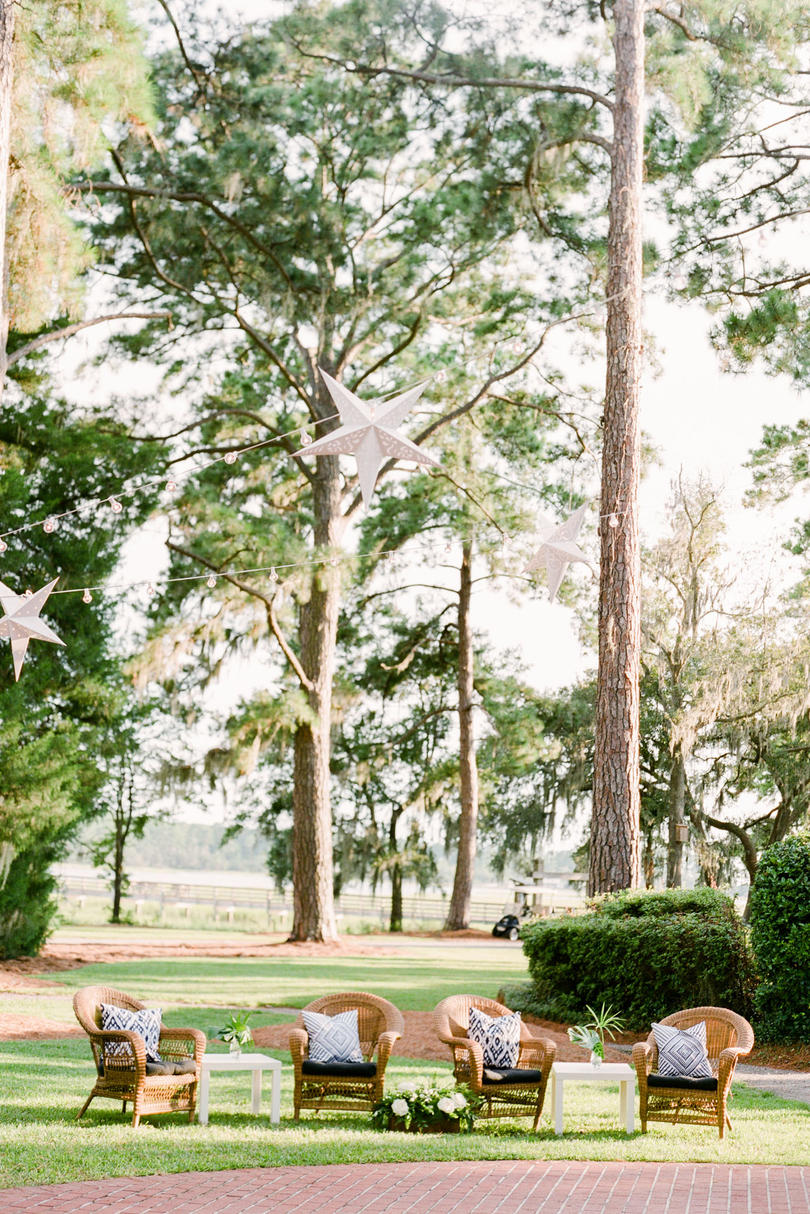 Laid-Back Lowcountry Landscape