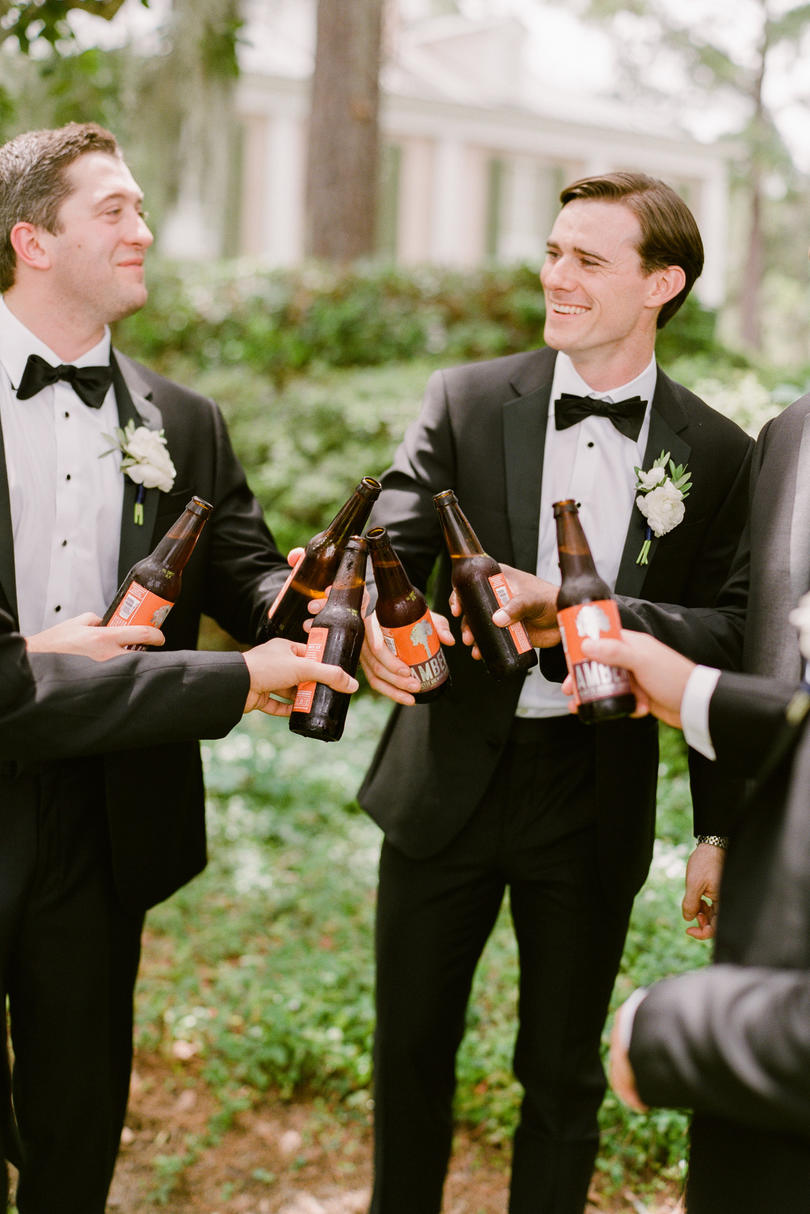 A Toast to the Groom