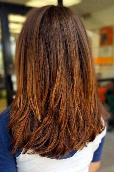 15 Fresh Updos for Medium Length Hair - PoPular Haircuts Pictures of medium length hairstyles with layers
