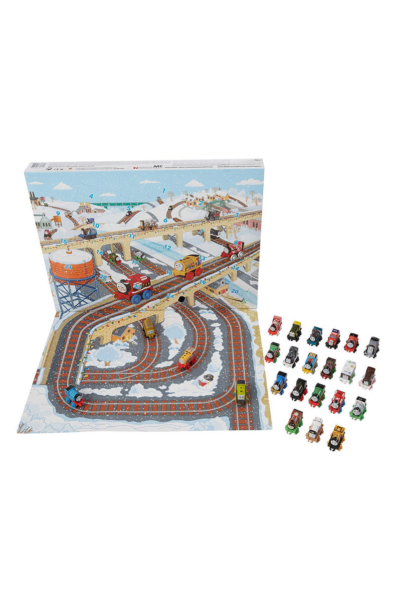 Fisher Price Thomas & Friends Minis Advent Calendar
