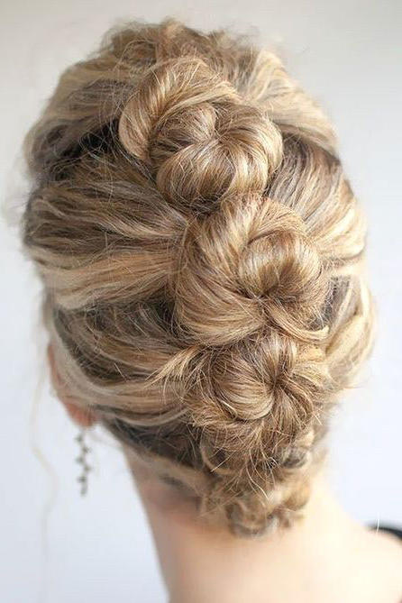 Twisted Buns