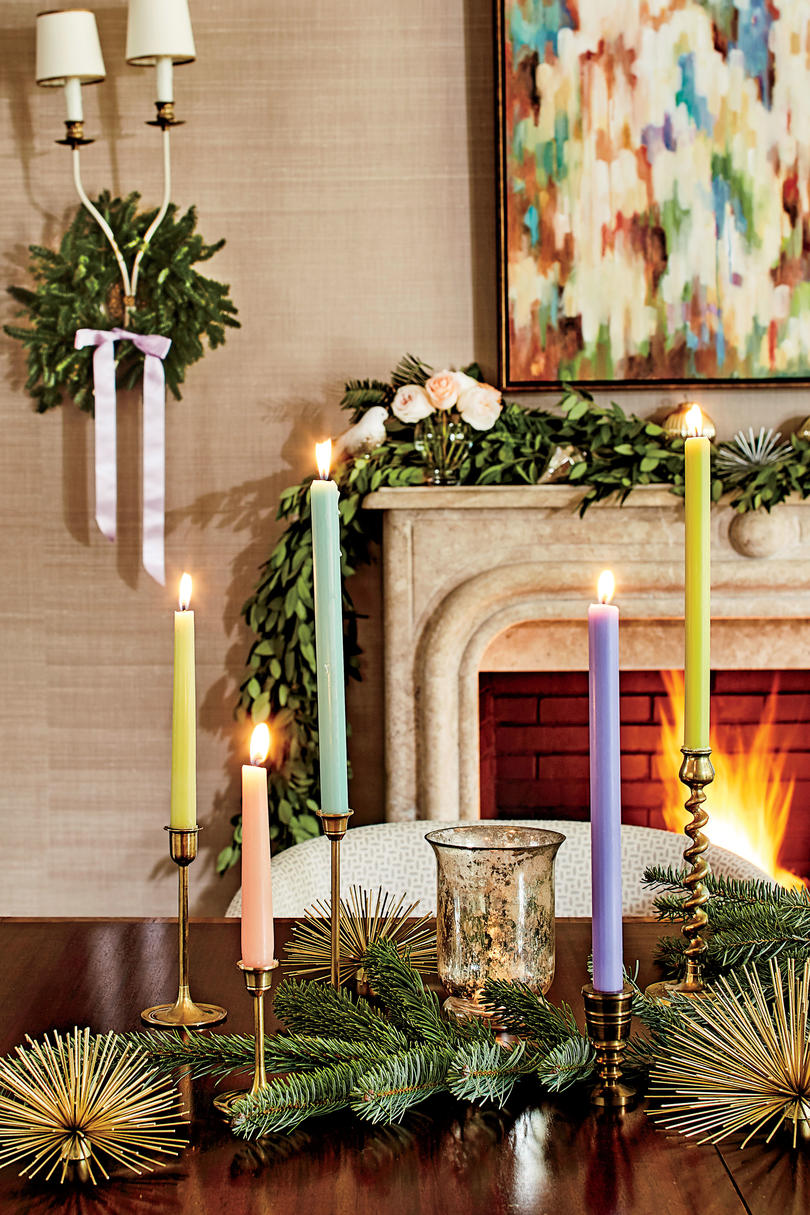 6 impressive inexpensive christmas decorating ideas southern living
