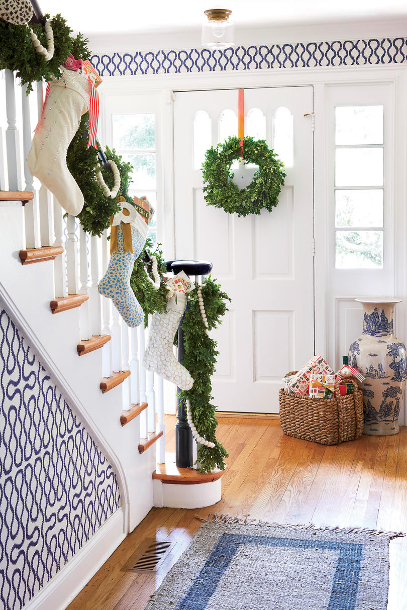 6 Impressive, Inexpensive Christmas Decorating Ideas - Southern Living