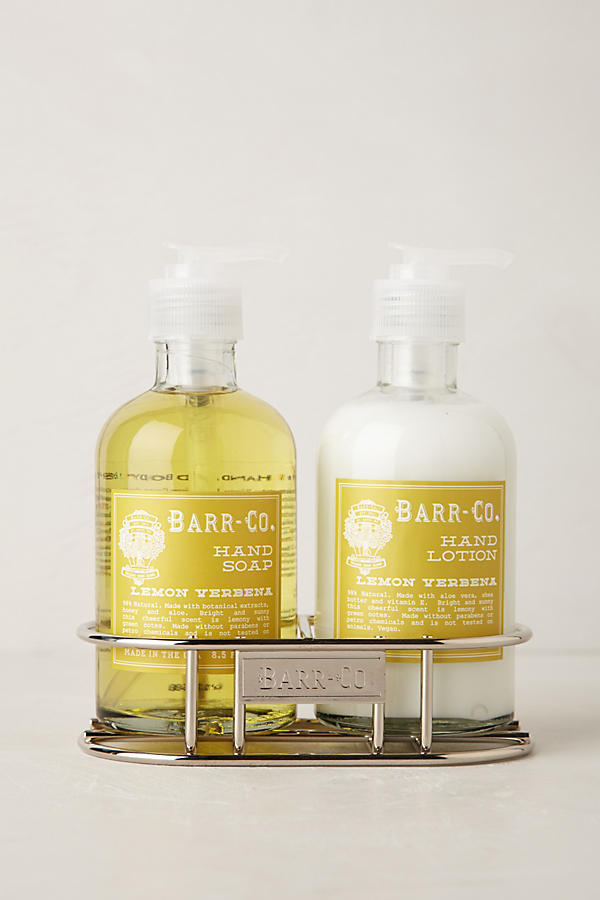 Barr-Co. Hand Soap and Hand Lotion Duo