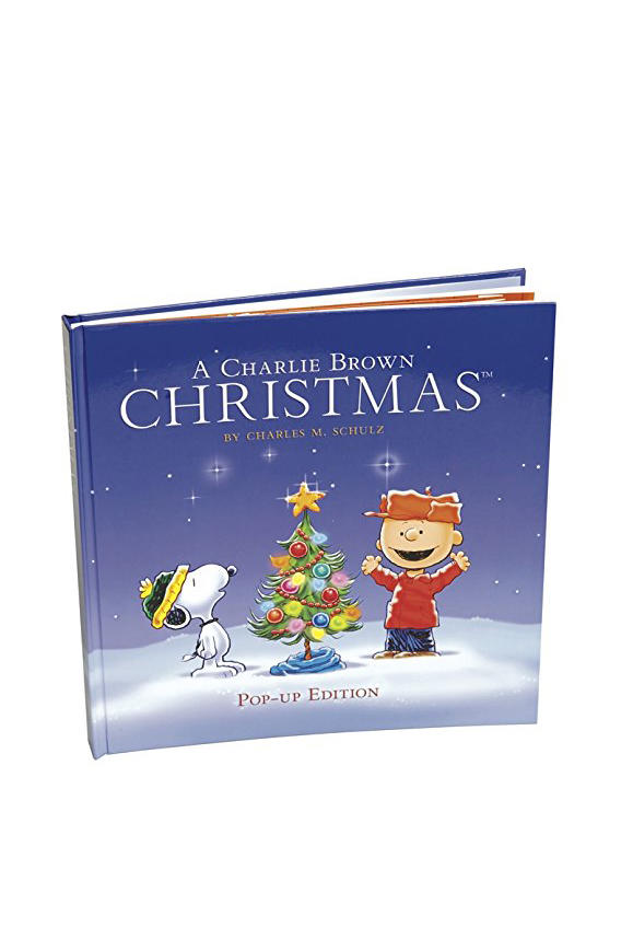 A Charlie Brown Christmas: Pop-Up Edition by Charles M. Schulz