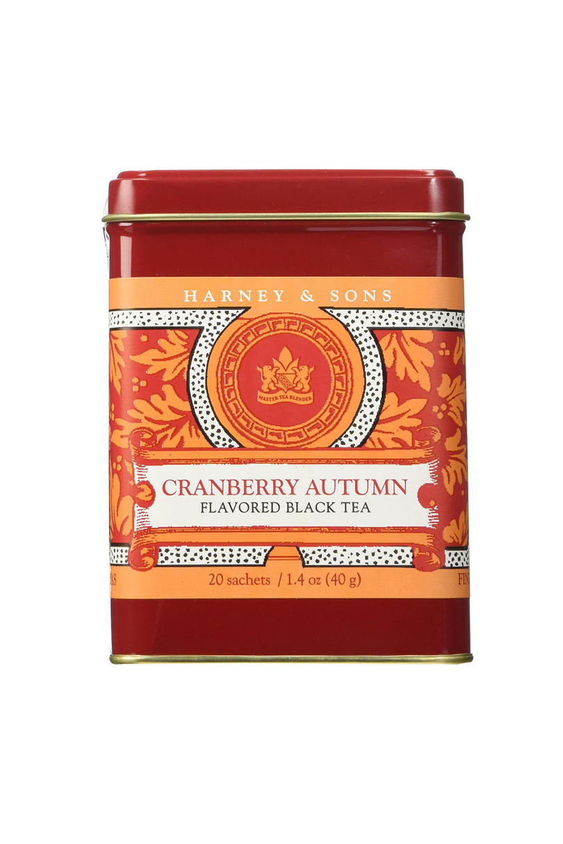 Harney & Sons Cranberry Autumn Tea