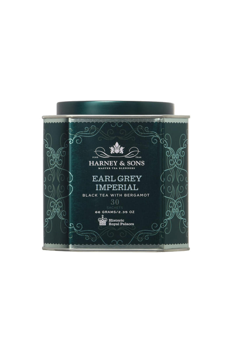 Harney & Sons Earl Grey Imperial Black Tea with Bergamot