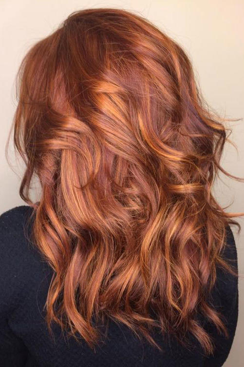 Type 2: Wavy or Loose