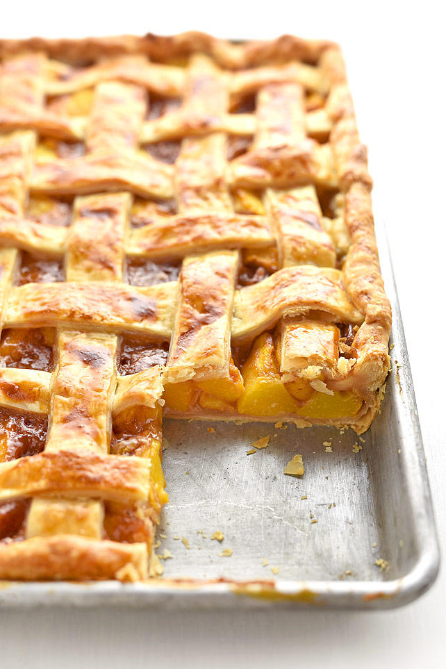 Slab Pie Recipes Southern Living