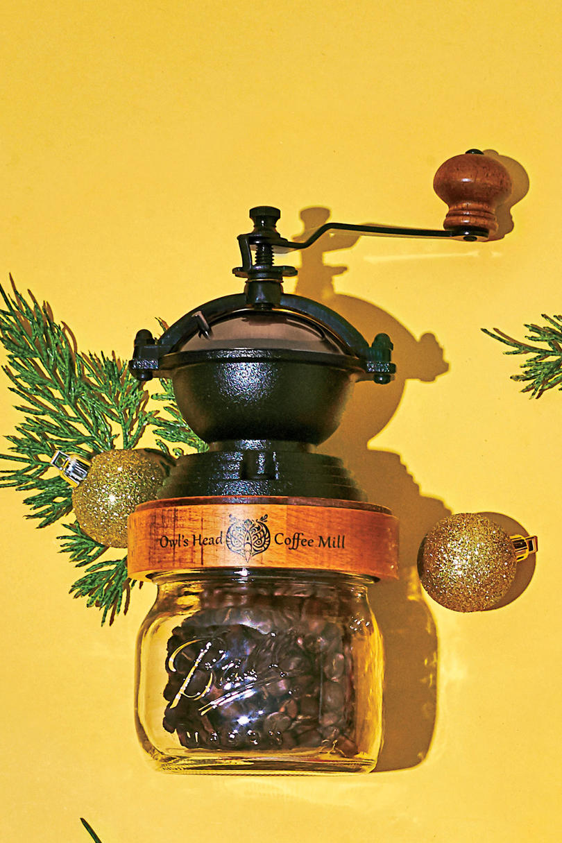 Steampunk Coffee Grinder Crank